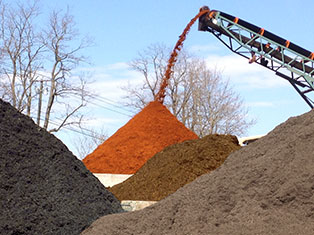 Manufacturer And Er Of Landscape Mulches Soils Compost