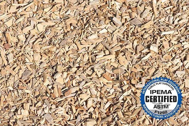 IPEMA Certified Playground Mulch